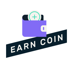 Earn Coin on PUML