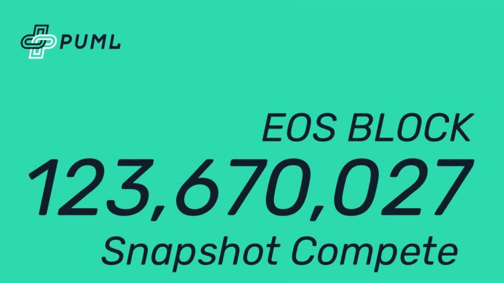 EOS Snapshot